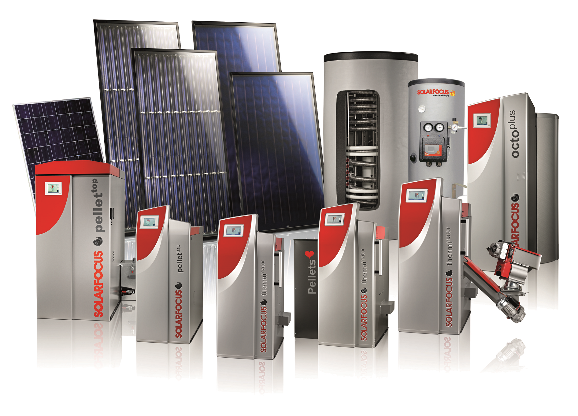 Products Solarfocus